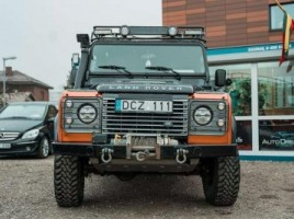 Land Rover Defender, 2.4 l., visureigis | 3