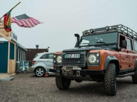 Land Rover Defender, 2.4 l., visureigis | 2