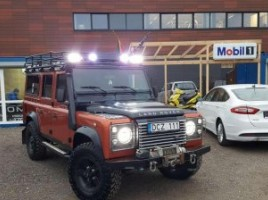 Land Rover Defender, 2.4 l., visureigis | 1