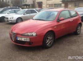 Alfa Romeo 147 хэтчбек