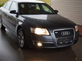 Audi A6, 2.7 l., saloon | 1