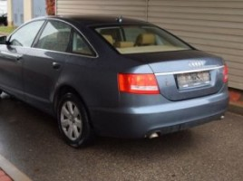 Audi A6, 2.7 l., sedanas | 3