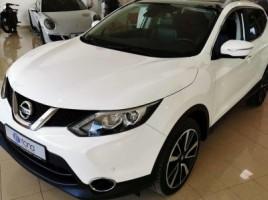 Nissan Qashqai visureigis