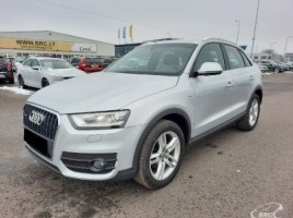 Audi Q3 visureigis
