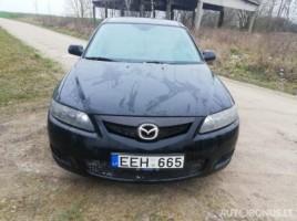 Mazda 6, 2.3 l., sedanas | 2