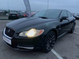 Jaguar XF sedanas