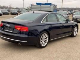 Audi A8, 4.2 l., sedanas   1