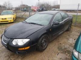 Chrysler, Седан   3