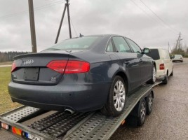 Audi, Sedanas   2