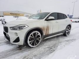 BMW X2 cross-country