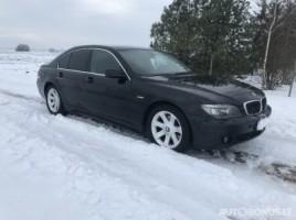 BMW 730, 3.0 l., sedanas | 0