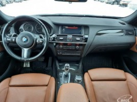 BMW X4, 3.0 l., visureigis | 2