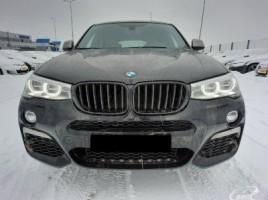 BMW X4, 3.0 l., visureigis | 3