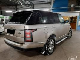 Land Rover Range Rover, 3.0 l., visureigis | 3