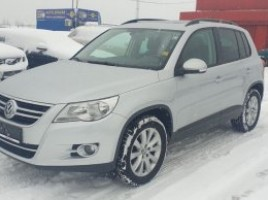 Volkswagen Tiguan, 2.0 l., cross-country | 0