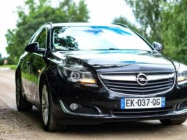 Opel Insignia, universalas   2