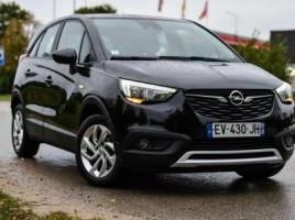 Opel Crossland X cross-country