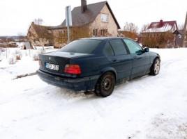 BMW 318, 1.8 l., sedanas   3