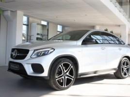 Mercedes-Benz GLE Coupe класса внедорожник
