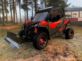 ATV Quad Bike, Enduro/Offroad | 0
