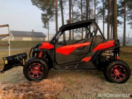 ATV Quad Bike, Enduro/Offroad | 2