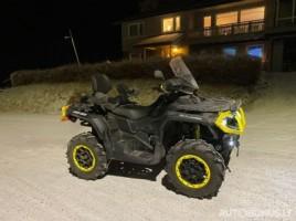 Bombardier Outlander, Four-wheel/Trike | 0