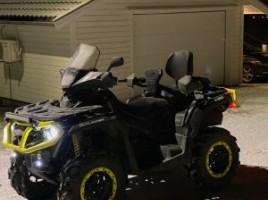 Bombardier Outlander, Four-wheel/Trike | 3