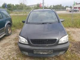Opel, Monovolume   2