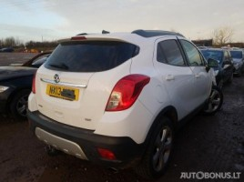 Opel Mokka cross-country