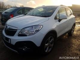 Opel Mokka, Cross-country | 2