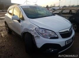 Opel Mokka, Cross-country | 4