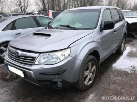 Subaru Forester, Cross-country | 2