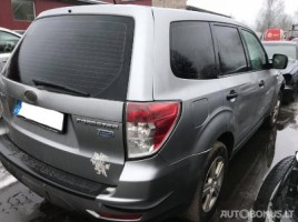 Subaru Forester, Cross-country | 3