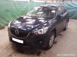 Mazda CX-5 cross-country