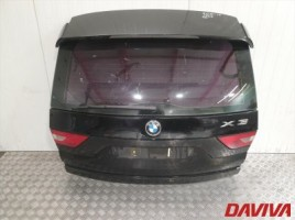 BMW visureigis