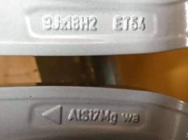 Borbet AMG light alloy rims | 1