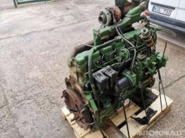 John Deere 6466tl-09, Žemės ūkio technikos dalys, John Deere 6466tl-09 variklis John Deere 4240s | 3