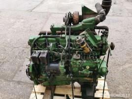 John Deere 6466tl-09, Žemės ūkio technikos dalys, John Deere 6466tl-09 variklis John Deere 4240s | 4