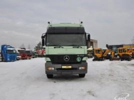 Mercedes-Benz 2543 PK17000, Su kranu | 3