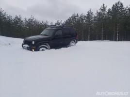 Jeep Cherokee, 2.5 l., visureigis | 0
