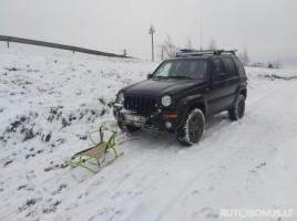 Jeep Cherokee, 2.5 l., visureigis | 1