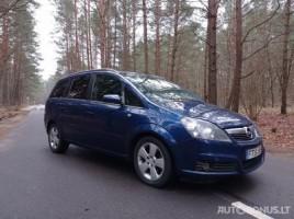 Opel Zafira, 1.9 l., vienatūris   1