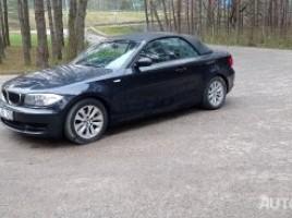 BMW 118, 2.0 l., kabrioletas | 0