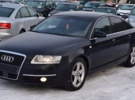 Audi A6, 2.7 l., sedanas | 0