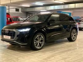 Audi Q8 visureigis