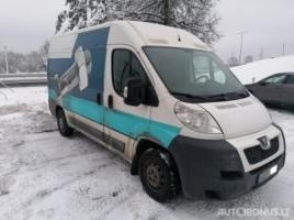 Peugeot BOXER, Krovininiai iki 3,5 t | 1