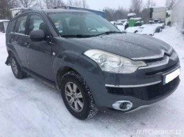 Citroen C-Crosser  visureigis