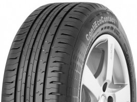Continental Continental Eco Contact-5 DEMO summer tyres | 0