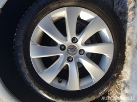 Citroen C4 picasso light alloy rims | 0