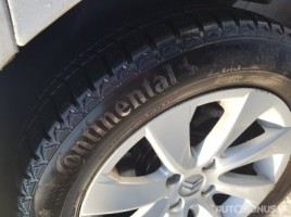 Citroen C4 picasso light alloy rims | 1